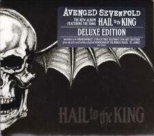 Hail to the King [Deluxe CD + MP3] [Digipak] by Avenged Sevenfold (CD, Aug-2013,