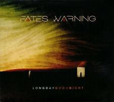 """Fates Warning """"long day Good Night"""" Digi CD [us progressive metal, album 2020]"""