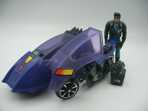 kenner MASK 1985 M.A.S.K. Venom Side Car PIRANHA Sly RAX Complet