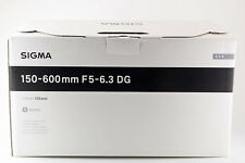 Sigma AF 150-600 mm 1:5-6,3 S DG OS HSM für Sigma SA, Sports-Serie (S)