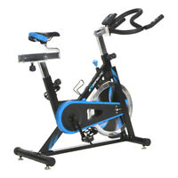 Exerpeutic LX7 Indoor Cycle Speed Spinning Bike Indoor Fahrrad Heimtrainer