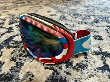Oakley A-Frame 2.0 Ski Snowboard Snow Goggles Prizm Jade Shaun White 100 Limited