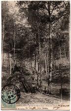 CPA 55 - BAR LE DUC (Meuse) - Forêt du Haut-Juré - Trou de l'Enfer - Dos simple