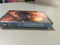 "Cassette Games Commodore 64 Cbm 64 "" J.S.Compilation "" JACKSON Soft"