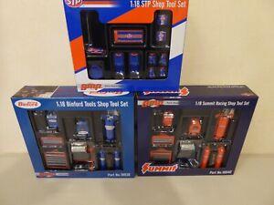 GMP Tool Shop Sets x 3 , GMP 18838/39/40 1/18th Scale