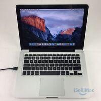 "Apple 2009 MacBook Pro 13"" 2.26GHz C2D 160GB 4GB MB990LL/A + C Grade + Warranty!"