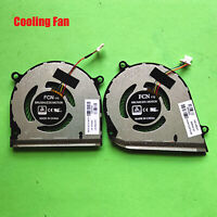 CPU/GPU Cooling Fan Cooler for HP 15-DS DR TPN-W142 W143 L53541-001 L53542-001