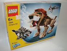LEGO® Creator 4884 Designer-Set Wildtiere Neu OVP_Wild Hunters NEW MISB NRFB