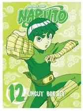 Naruto Uncut DVD Box Set Volume 12