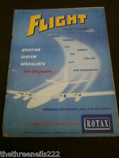 FLIGHT & AIRCRAFT ENGINEER - FEB 15 1957 - DOUGLAS A3D SKYWARRIOR