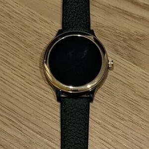 Fossil Gen 3 Smartwatch Q Venture Dual-tone Gold-Blue FTW6002 DW5A