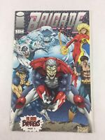Brigade May 1993 Vol 2 No 1 Comic Book Image Comics