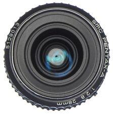 Pentax SMC-A 28mm f2.8  #5129013