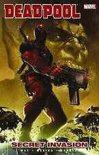 Deadpool Vol.1: Secret Invasion by Marvel Comics (Paperback, 2009)