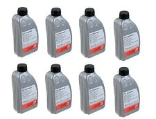Set of 8 Audi A4 A6 Mini Cooper CVT Fluid G052180A2 G 052 180 A2 Febi