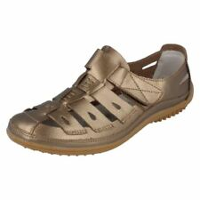 Chaussures marrons en cuir pour femme pointure 38