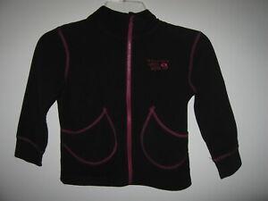 Mountain Hardwear Girls' Microchill Jacket, XS