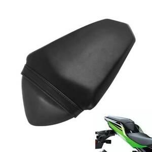 Black Rear Passenger Seat Pillion For Kawasaki Ninja 400 EX400 2018-2019 2018 19