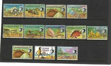 Cayman Islands - 1974 selection - MNH & Used