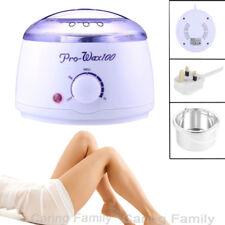 Wax Handle Pot Waxing Heater Warmer Hair Removal Depilatory Paraffin Beauty Kit