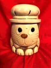 """8"""" Novelty Puppy Dog Cookie Jar"""