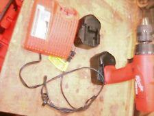 14.4 volt milwaukee cordless drill bundle