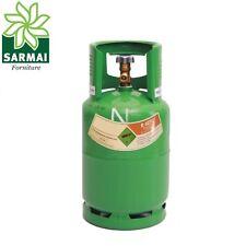 Bombola Ricaricabile gas refrigerante condizionatore freon R407C LT 13 KG 12