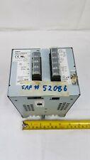 Omron S8JX-G30024CD Power Supply - Output 24VDC - Input: 120VAC 240VAC - Unused