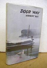 """Door Way by Norbert Blei 1981 HB/DJ """"The People in the Landscape"""""""