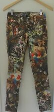 TRIPP nyc jungle forrest pants jeans size 25 / 1 new without tags