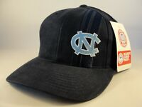North Carolina UNC Tar Heels NCAA Vintage American Needle Snapback Hat Cap Navy