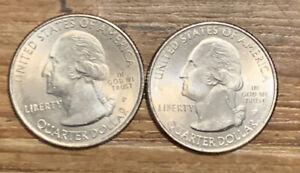 2020-2020 quarter error coins???? Please Look At Pictures