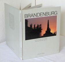 BRANDENBURG, Müller,Ulrich - Mark Brandenburg FOTO-BILDBAND alte DDR 1989 1990