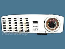 ViviTek D525ST Short-Throw DLP Projector 2600 ANSI HD HDMI 1080i Remote TeKswamp