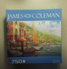 James Coleman Puzzle New In Sealed Box. Afternoon Serenity 750 pcs.