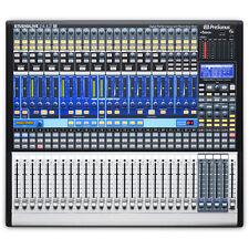 PreSonus StudioLive 24.4.2 AI 24 Channel Studio Live Digital Mixer + StudioOne