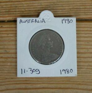 20 cent Australia 1980