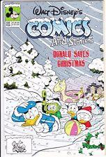 Donald Duck Walt Disney's Comics & Stories # 550 556 & 567 Mickey 3 books 1990