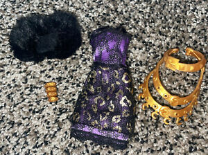 Monster High Clawdeen Wolf Doll Scaris City Of Frights Outfit