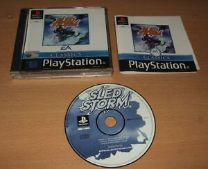 Sled Storm für Sony Playstation / PS1