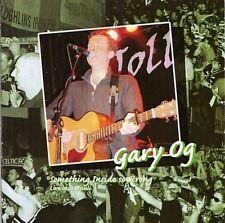 GARY OG SOMETHING INSIDE SO STRONG LIVE IN ST PAULI - NEW CD - IRISH REBEL MUSIC