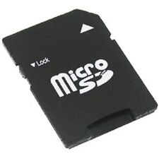 Micro SD to SD HC SDHC Memory Card Adapter