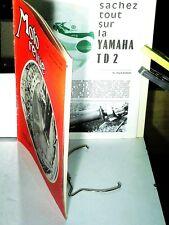 MOTO REVUE 06 1969/  ESSAI YAMAHA TD2 COMPETITION/ 250 MZ/ TOURIST TROPHY 69