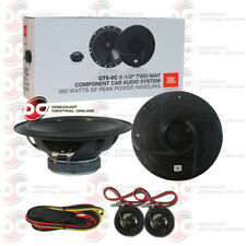 JBL GT6-6C 6.5-INCH 2-WAY CAR AUDIO COMPONENT SPEAKER SYSTEM (PAIR) 6-1/2