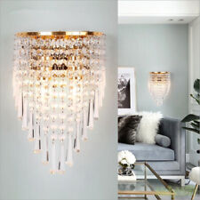 Modern Crystal Wall Lamp LED Wall sconce  Wandleuchte Wall light Bedside lamps