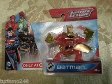 DC Justice League Red Batman Target Exclusive Christmas Stocking Stuffer Figure