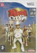 Nintendo Wii gioco **KING OF CLUBS** Nuovo Sigillato Italiano