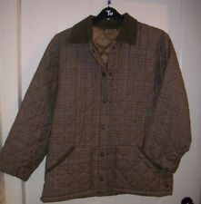 Country Collection, Ladies, Size 18, Multi Checked, Quilted Jacket