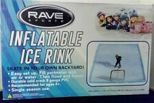 Rave Sports Inflatable Ice Rink. Brand New in Box Sz 13x10x4.