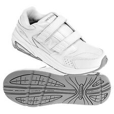 New Balance WW927VW White Velcro Walking Shoes 11
